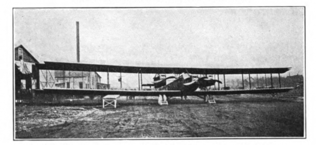 The Lawson Midnight Air Liner was a massive three-engined biplane, but it proved too little too late for the South Milwaukee company.