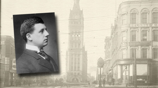 "He only ran the city for two years, but no Milwaukee mayor had more fun in office – or pulled crazier stunts, than Sherburn Becker, known as the ""boy mayor."""