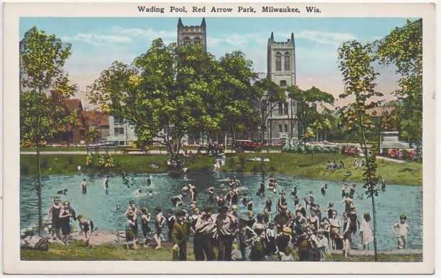 Red Arrow Park, Milwaukee