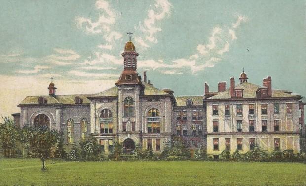 St. Amilianus Orphan Asylum in St. Francis