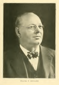 Frank P. Ziegler photo