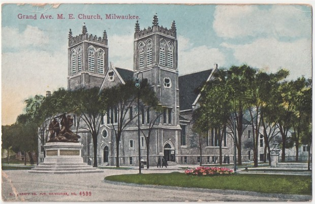 Grand Avenue Methodist Episcopal Church