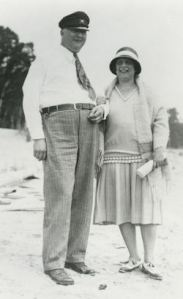 Ole and Bess Evinrude