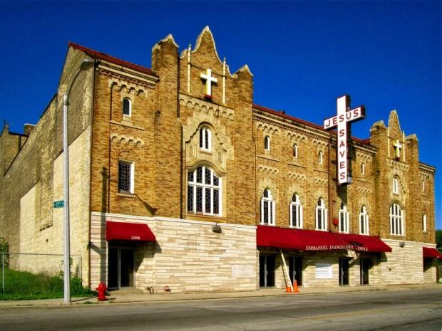 Zenith Theater Milwaukee