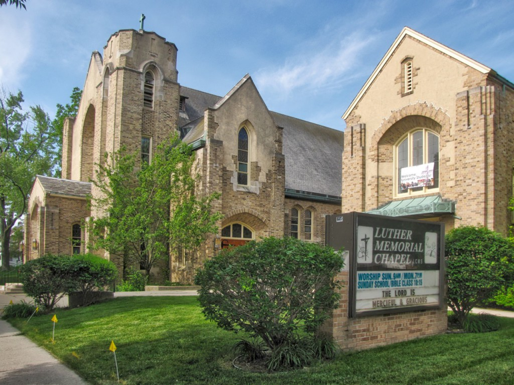 Luther Memorial Chapel, Shorewood
