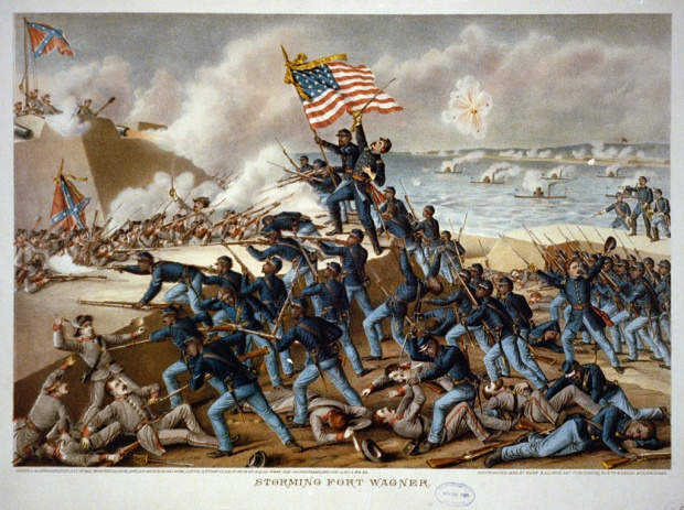Storming of Fort Wagner