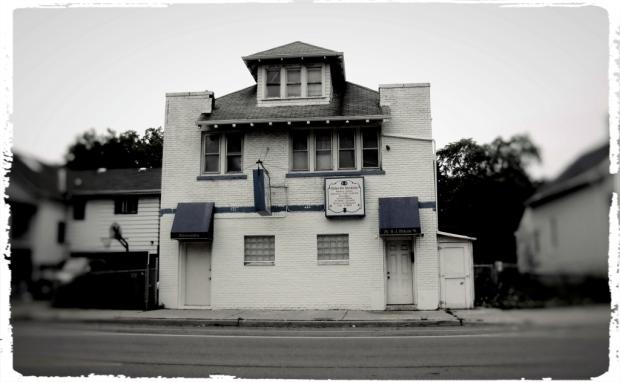 Schulz murder house